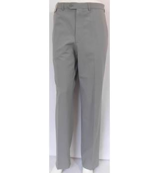 Marks & Spencer tailoring Size 34W/33L Wool Mix Trousers