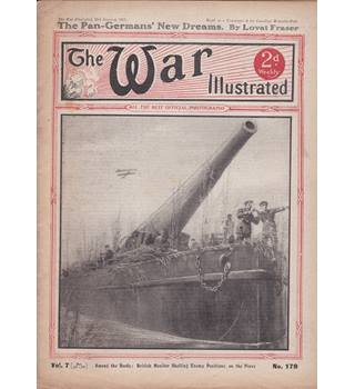 The War Illustrated, 19th January, 1918, Vol 7, No 179