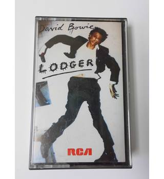 David Bowie - Lodger (CASSETTE)