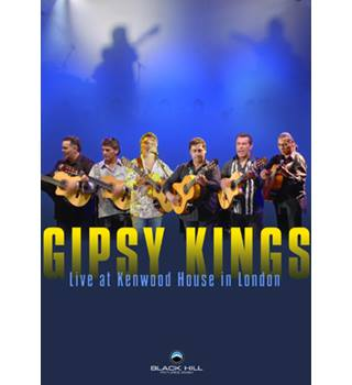 GIPSY KINGS LIVE AT KENWOOD HOUSE IN LONDON Non-classified