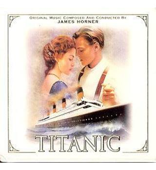 TITANIC ORIGINAL MUSIC COMPOSED AND CONDUCTED BY JAMES HORNER