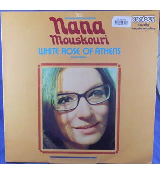 Nana Mouskouri: White Rose of Athens - Nana Mouskouri  6870 571