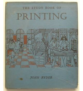 The Study Book of Printing