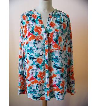 M&S Collection Size: 16 - Multi-coloured - Blouse