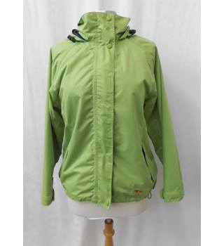 Arctic Storm - Size: 12 - Lime Green - Raincoat