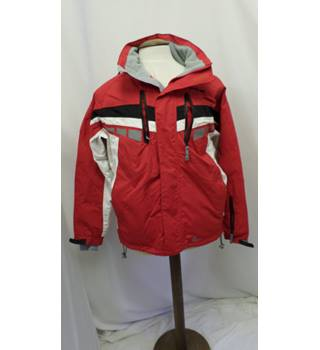 Trespass - small - red - two piece ski suit Trespass - Size: S - Red