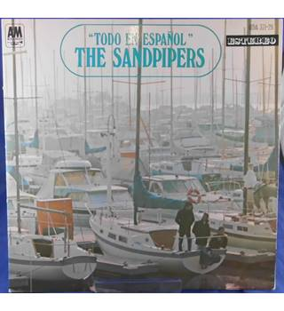 The Sandpipers: Todo en Espanol - The Sandpipers  HDA 371-28
