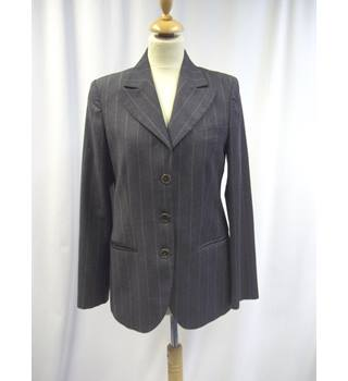 Tommy Hilfiger - Size: M - 100% Merino Wool - Grey - Jacket