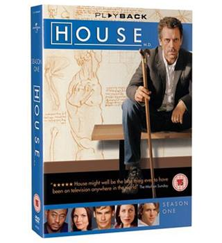 House - Season 1 Boxset
