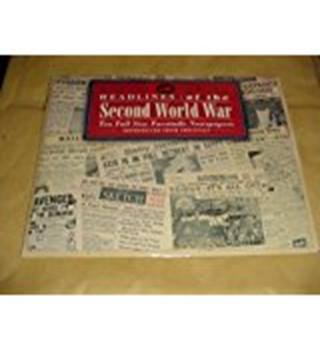 Headlines of the Second World War