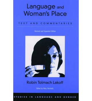 Language and woman's place