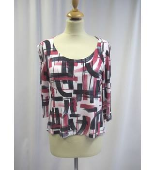 Minuet - Size: 14 - Multi-coloured - Mid sleeved Top