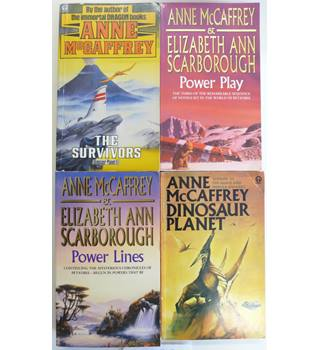 Anne McCaffrey - (4 Titles)