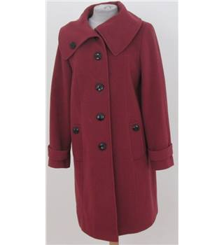 Country Casuals size: S, dark pink smart coat