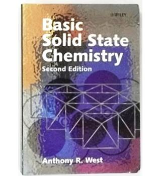 Basic Solid State Chemistry [Second Edition, 2000]