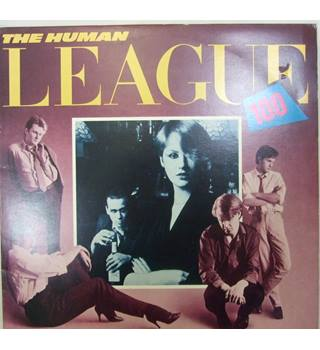 "Don't You Want Me 12"" Single - The Human League - VS 466-12"