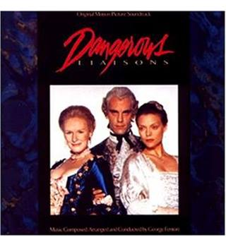 Dangerous Liaisons Soundtrack George Fenton (Artist, Composer)