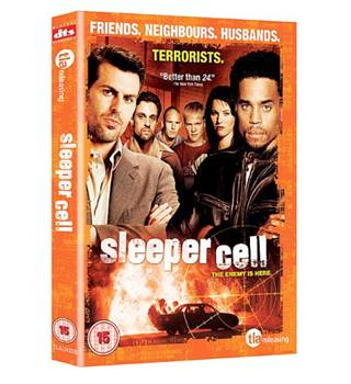 Sleeper Cell : the Complete series , new & sealed