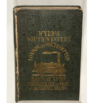 Wyld's London and Southampton Railway Guide