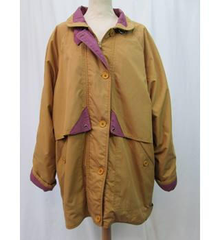 C&A - Size: 18 - Yellow - Casual jacket / coat