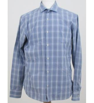 Ted Baker size: M blue mix long sleeved shirt