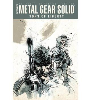 The Complete Metal Gear Solid Sons Of Liberty