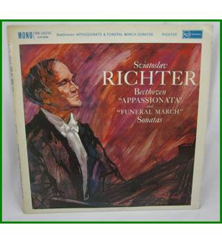 Sviatoslav Richter - Beethoven Appassionata And Funeral March Sonatas-16250