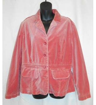 Tommy Hilfiger - Size: 16 - Pink - Smart jacket / coat