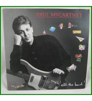 Paul McCartneys - All The Best - PMTV 1