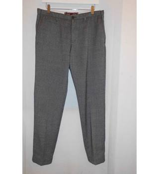Next - Size: 32S - Grey - Trousers