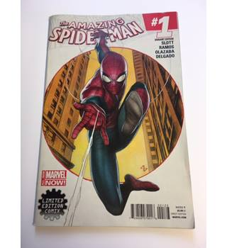 The Amazing Spider-Man variant edition 1
