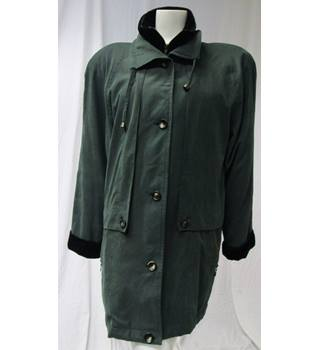 Dash Size 14 Warm Winter Coat Dash - Size: 14 - Green