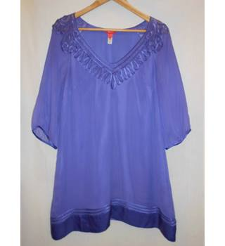 Monsoon - Size: 14 - Purple