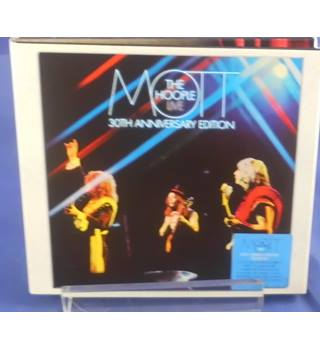 Mott The Hoople Live - 30th Anniversary Edition Mott The Hoople