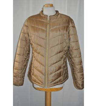 M&S Marks & Spencer - Size: 14 - Metallics - Casual jacket / coat