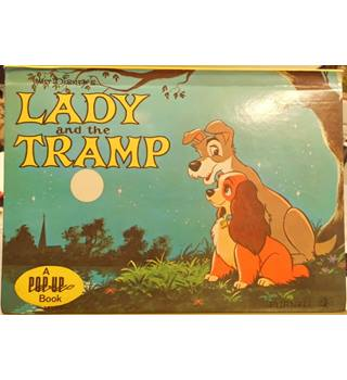 Lady and the Tramp, A Pop Up Book, 1970