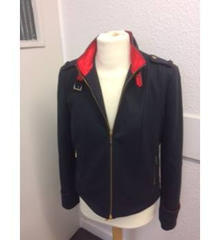 Armani Jeans Ladies Jacket size 10 Armani - Size: 10 - Blue - Casual jacket / coat