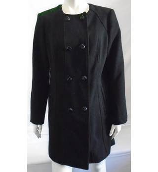 David Emanuel - Size: 10 - Black - Jacket
