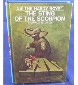 The sting of the scorpion - The Hardy Boys No. 58