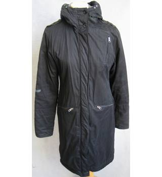 Bench black fleece lined parka size S Bench - Size: S - Black - Casual jacket / coat
