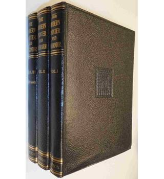 The Modern Painter & Decorator , 1949 , 3 volumes