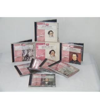50% OFF SALE Schubert: 21 Piano Sonatas 1998 | Box set by Franz Schubert Martino Tirimo