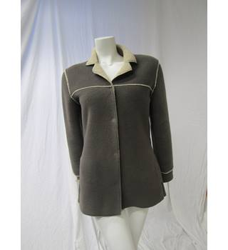 Laura Ashley Size S Cosy Jacket Laura Ashley - Size: S - Brown