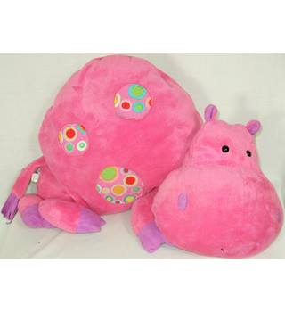 Jellycat Large Pink Hipo - Rare
