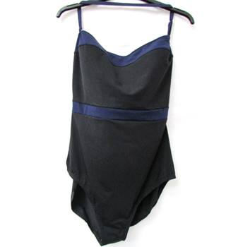 NWOT M&S Marks & Spencer - Size: 20 - Black - One Piece Swimsuit