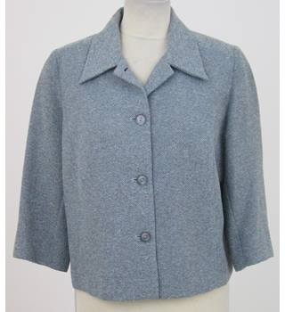 Blooming by Dublin - Size: 10 - Grey Short Jacket