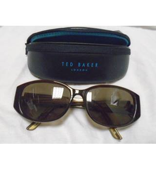 Ted Baker - Brown. Sunglasses