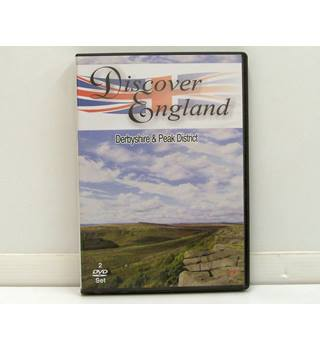 DISCOVER ENGLAND DERBYSHIRE AND THE PEAK DISTRICT Non-classified