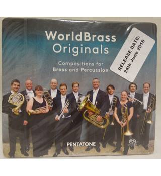 WorldBrass Originals - Compositions for Brass and Percussion