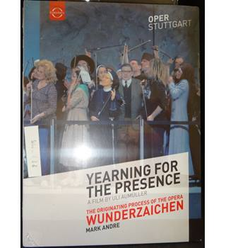 "Yearning for the Presence - The originating process of the opera""Wunderzaichen"""